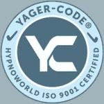 Yager-Code zegel